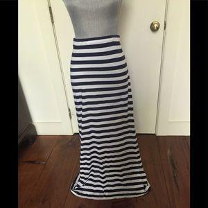 Ralph Lauren Polo maxi skirt